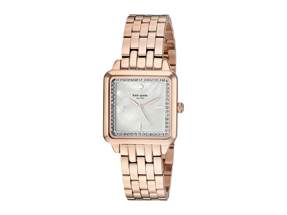 Kate Spade New York - Washington Square - KSW1132 (Rose Gold) Watches