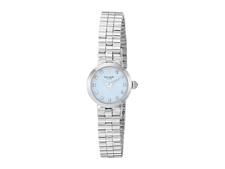 Kate Spade New York - Tiny Gramercy - 1YRU0922 (Silver) Watches