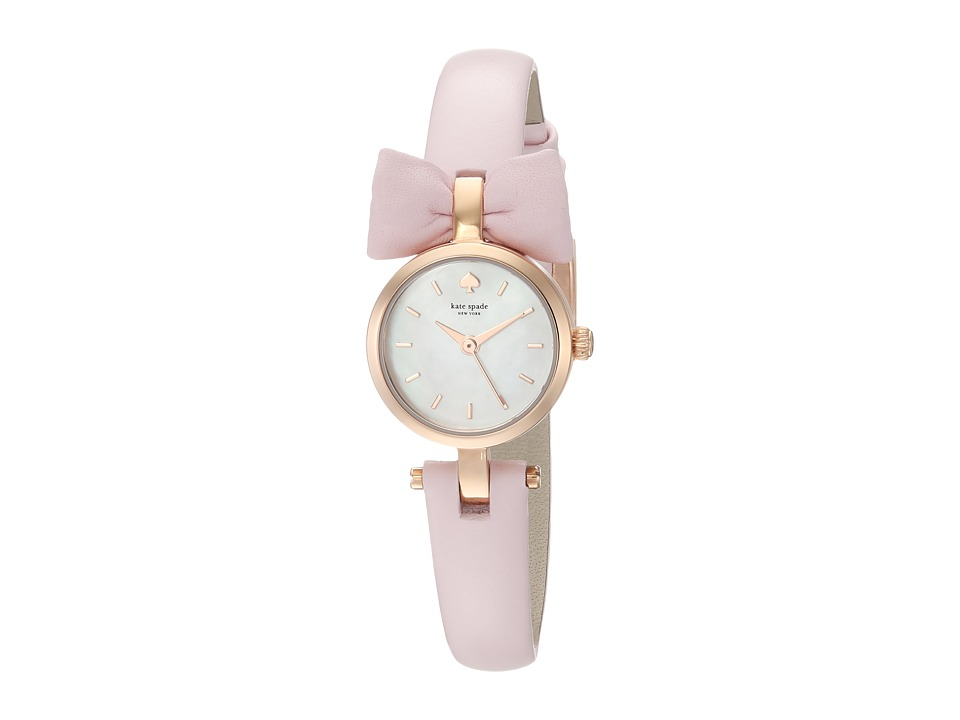 Kate Spade New York - Tiny Metro - KSW1055 (Rose Gold/Pink) Watches