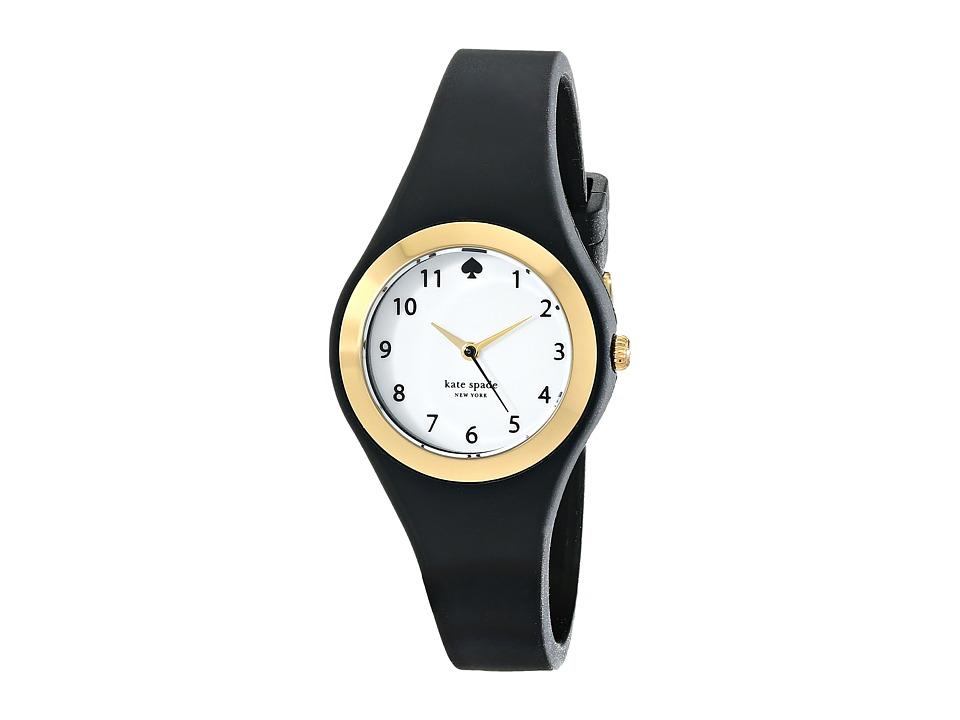 Kate Spade New York - Rumsey - 1YRU0642 (Gold/Black) Watches