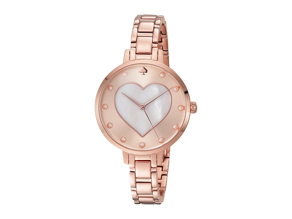 Kate Spade New York - Metro Heart - KSW1216 (Rose Gold) Watches