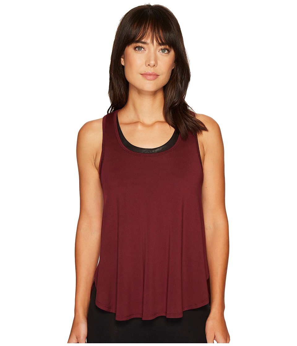 Ivanka Trump Racerback Knit Tee (Windsor) Women