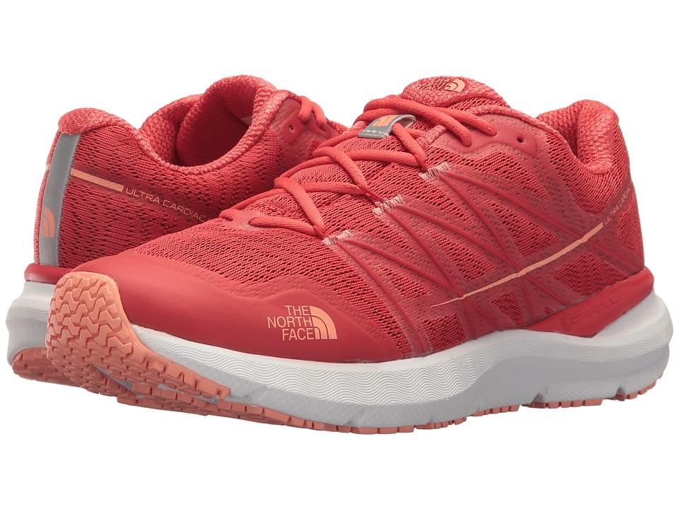 The North Face Ultra Cardiac II (Juicy Red/Desert Flower Orange) Women