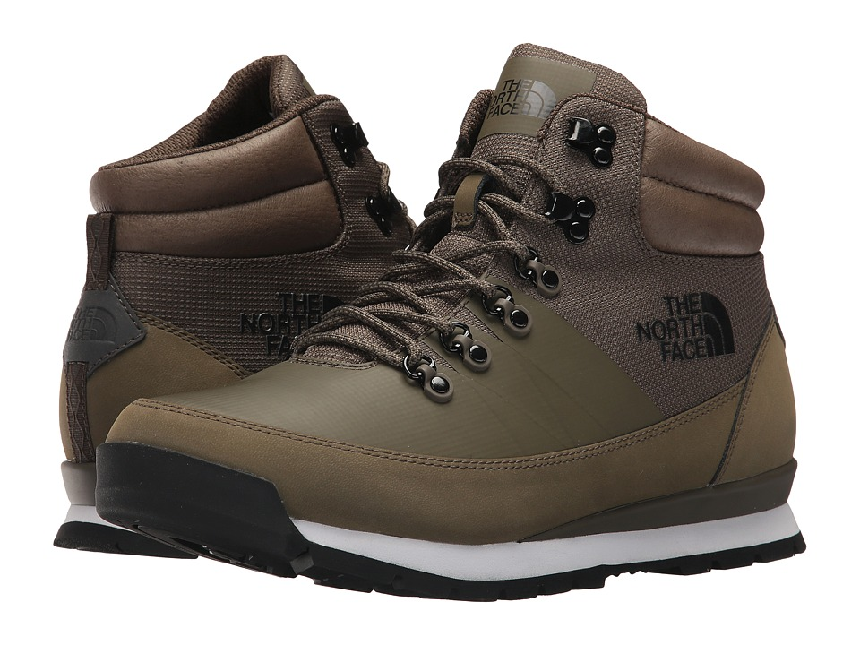 The North Face Back-To-Berkeley Mid AM (New Taupe Green/TNF Black) Men