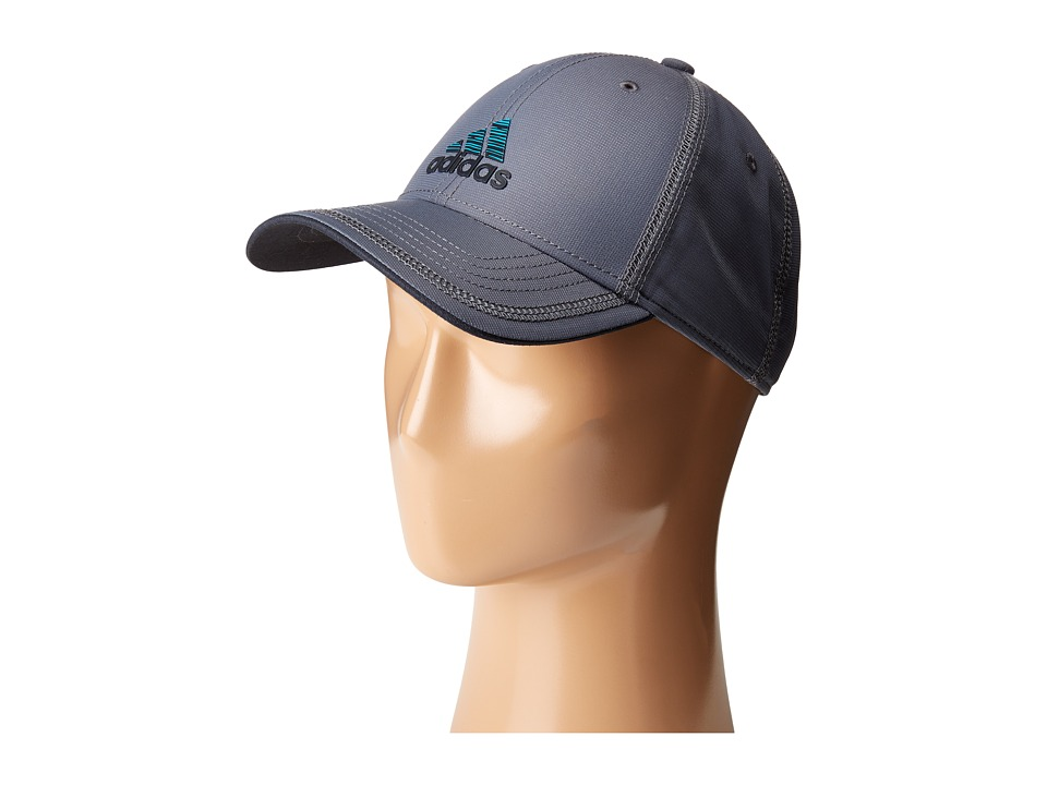 adidas - Contract II Cap (Onix/Lab Green/Night Grey) Caps