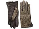 Calvin Klein Calvin Klein - Woven/Leather Mix Gloves