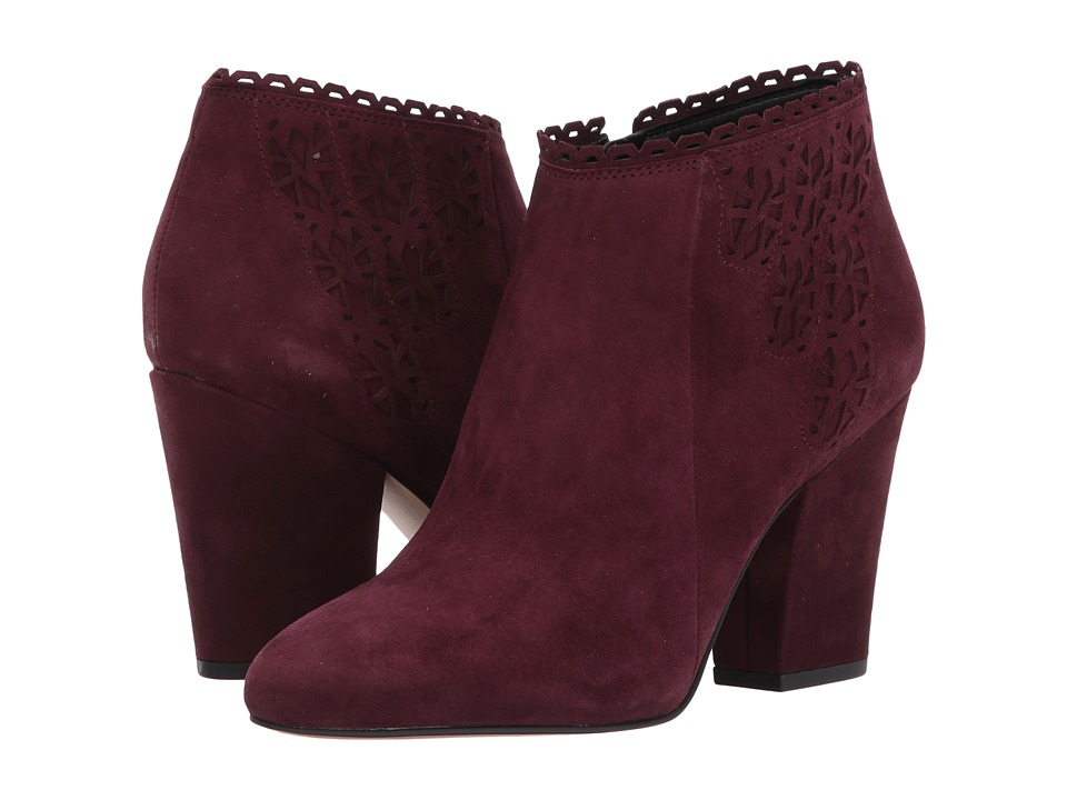 Franco Sarto - Fairy (Dark Burgundy Suede) Women's Shoes