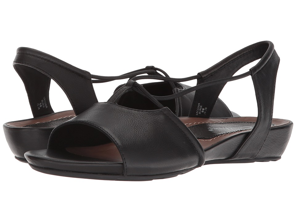 Earth Lacona Earthies (Black Premium Soft Leather) Women