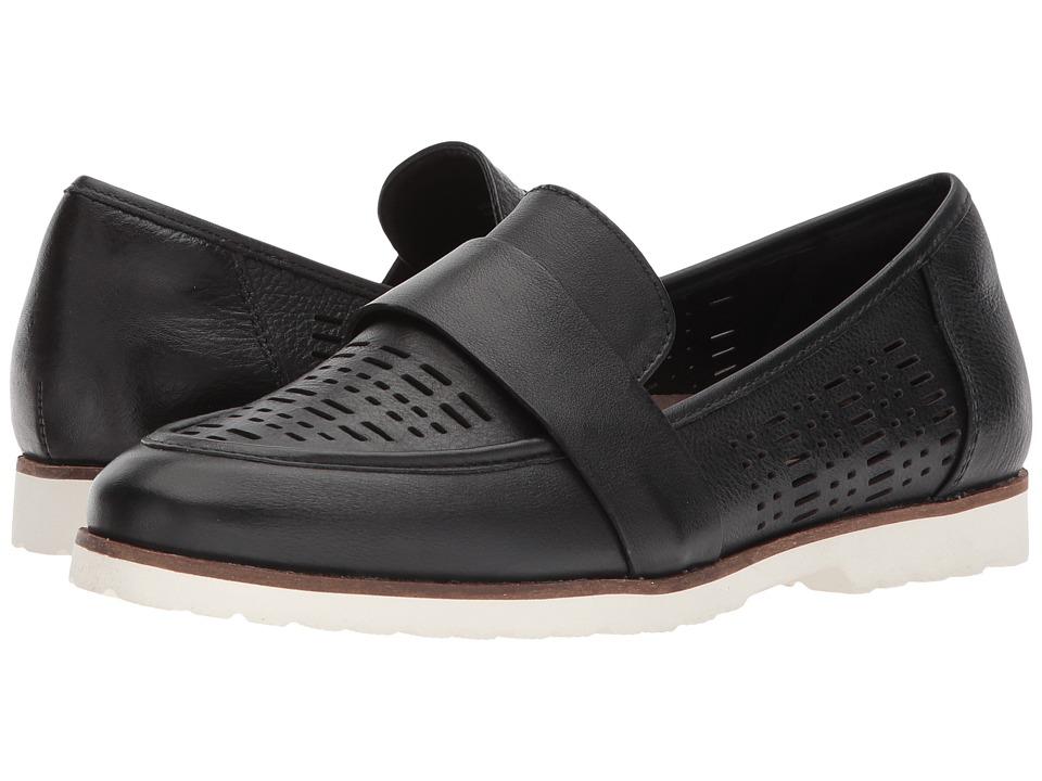 Earth Masio (Black Premium Leather) Women