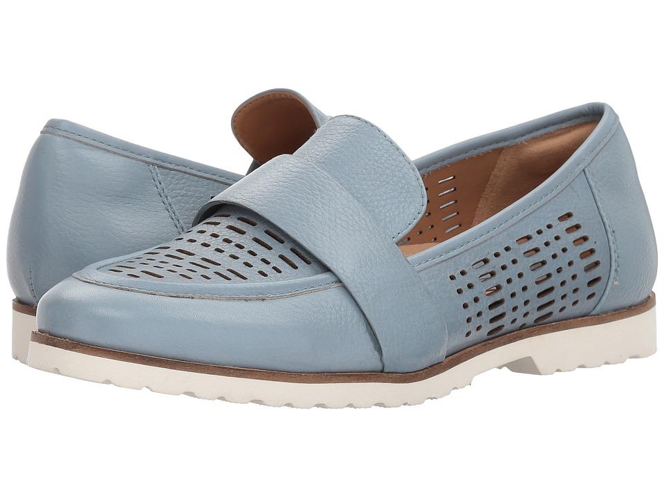 Earth Masio (Blue Premium Tumbled Leather) Women