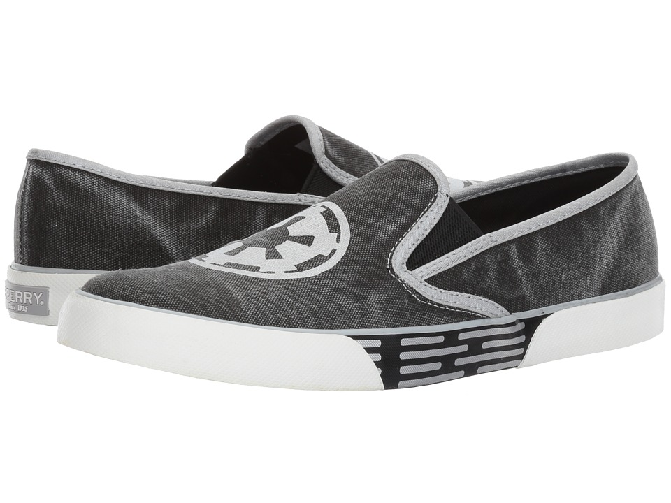 Sperry Death Star Pier Side (Black) Women