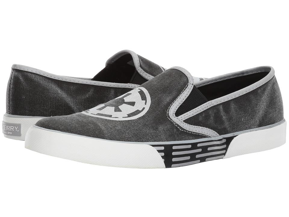 Sperry - Death Star Pier Side (Black) Women's Shoes