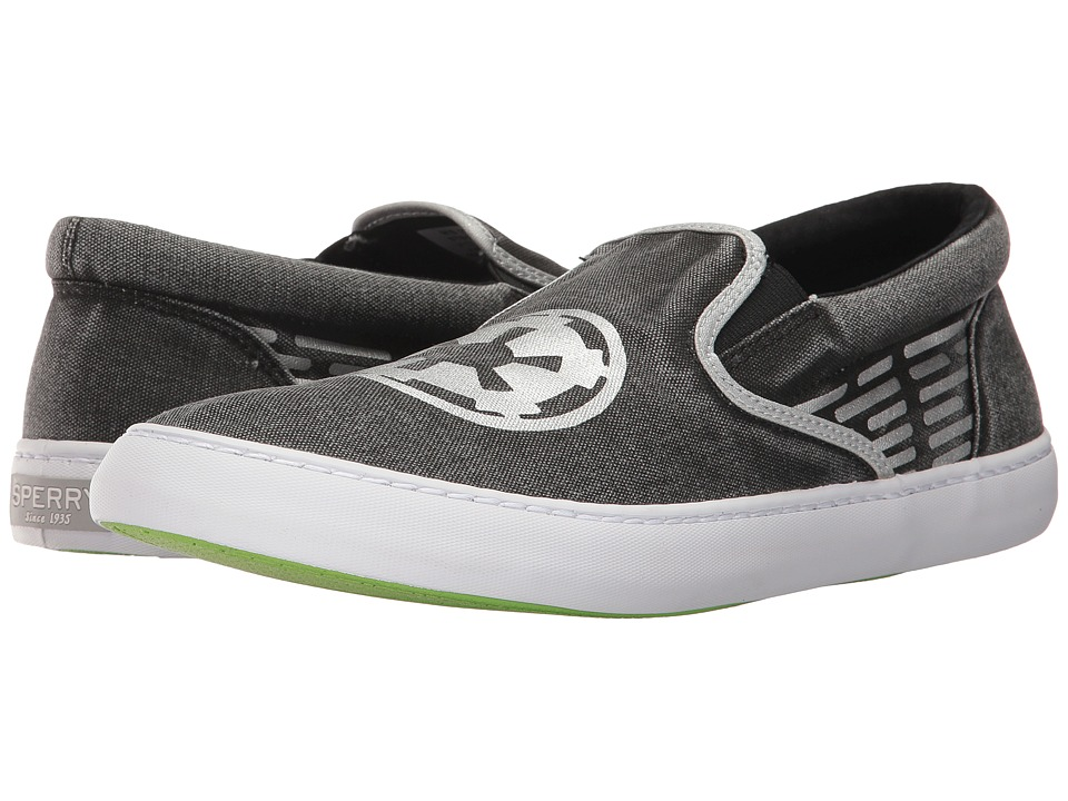 Sperry - Death Star Cutter (Black) Men's Shoes