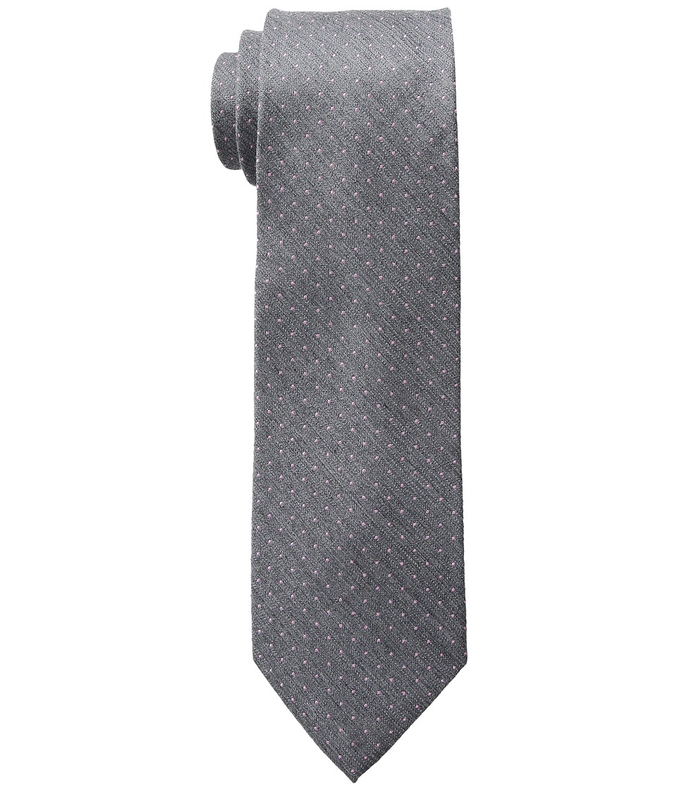 MICHAEL Michael Kors - Textured Pin Dot (Pink) Ties
