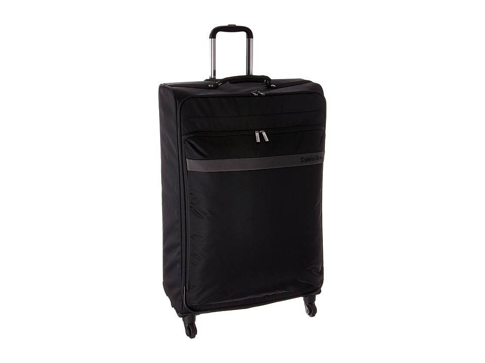 Calvin Klein - Flatiron 3.0 29 Upright Suitcase (Black) Luggage