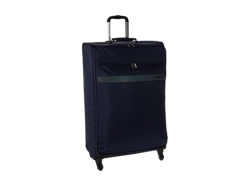 Calvin Klein - Flatiron 3.0 29 Upright Suitcase (Blue) Luggage