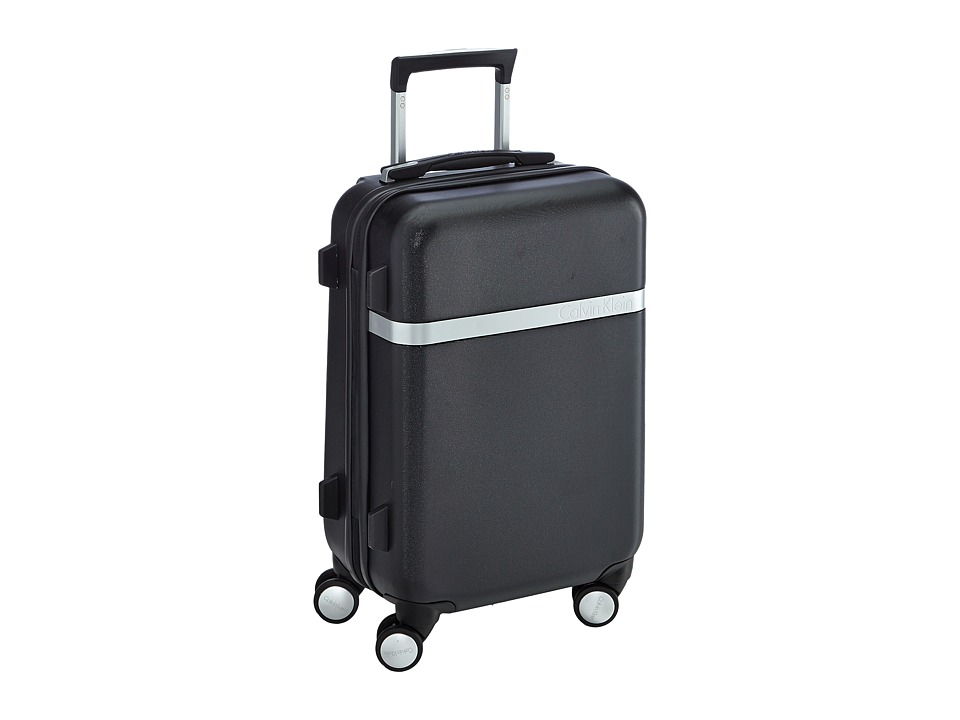 Calvin Klein - Libertad 2.0 20 Expandable Hardside Spinner (Black) Luggage