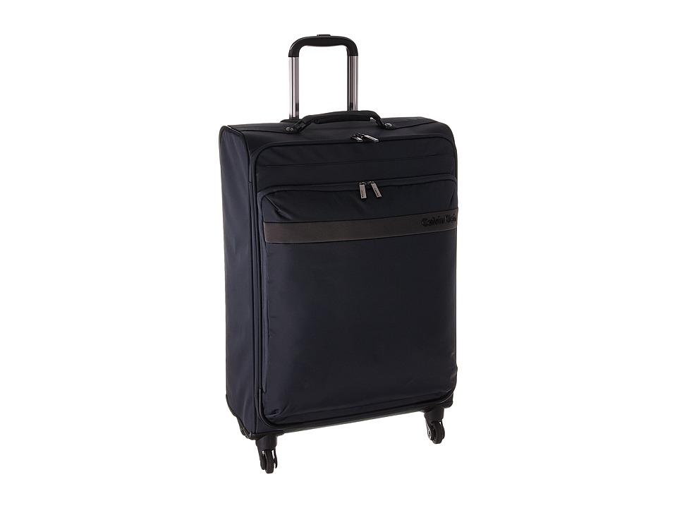 Calvin Klein - Flatiron 3.0 25 Upright Suitcase (Grey) Luggage