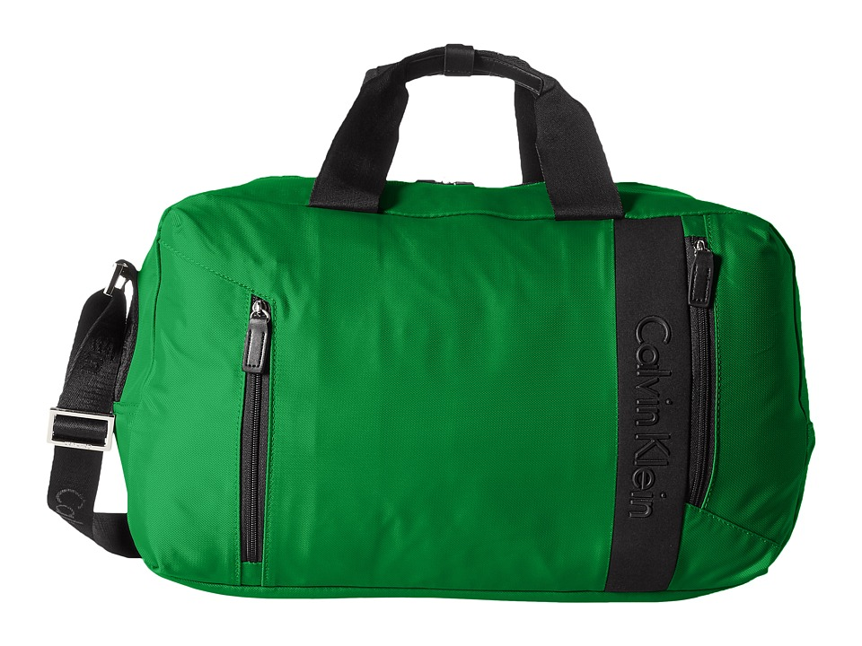 Calvin Klein - Northport 2.0 Small Duffel (Green) Pullman Luggage