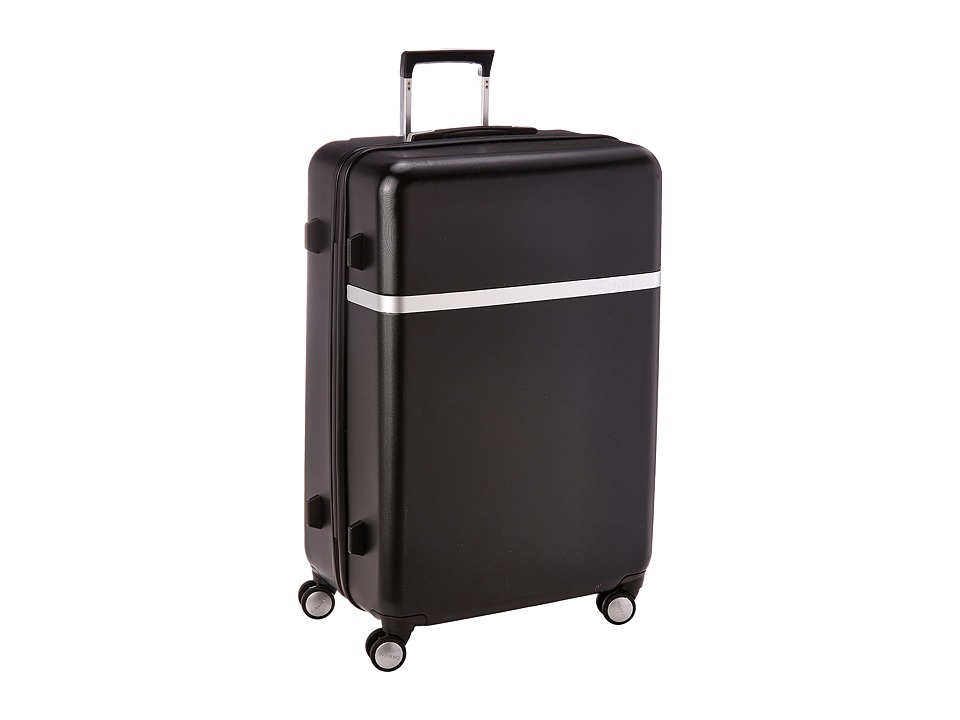 Calvin Klein - Libertad 2.0 28 Expandable Hardside Spinner (Black) Luggage