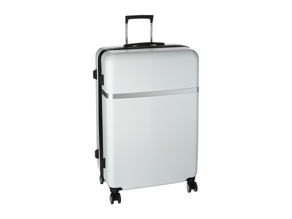 Calvin Klein - Libertad 2.0 28 Expandable Hardside Spinner (White) Luggage