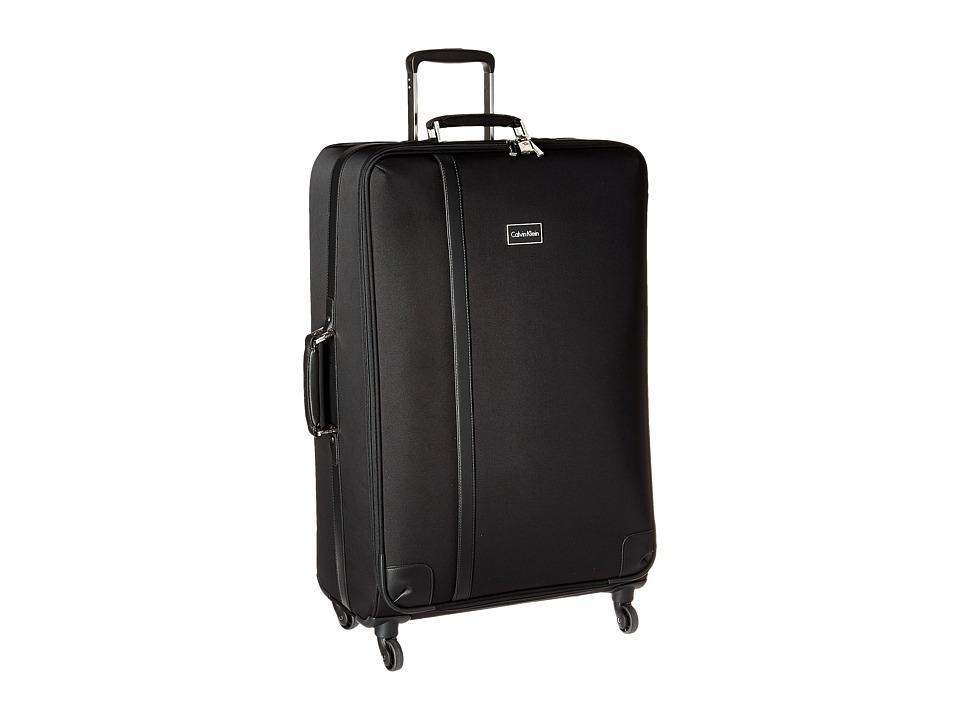 Calvin Klein - Cortlandt 2.0 29 Upright Suitcase (Noir) Luggage
