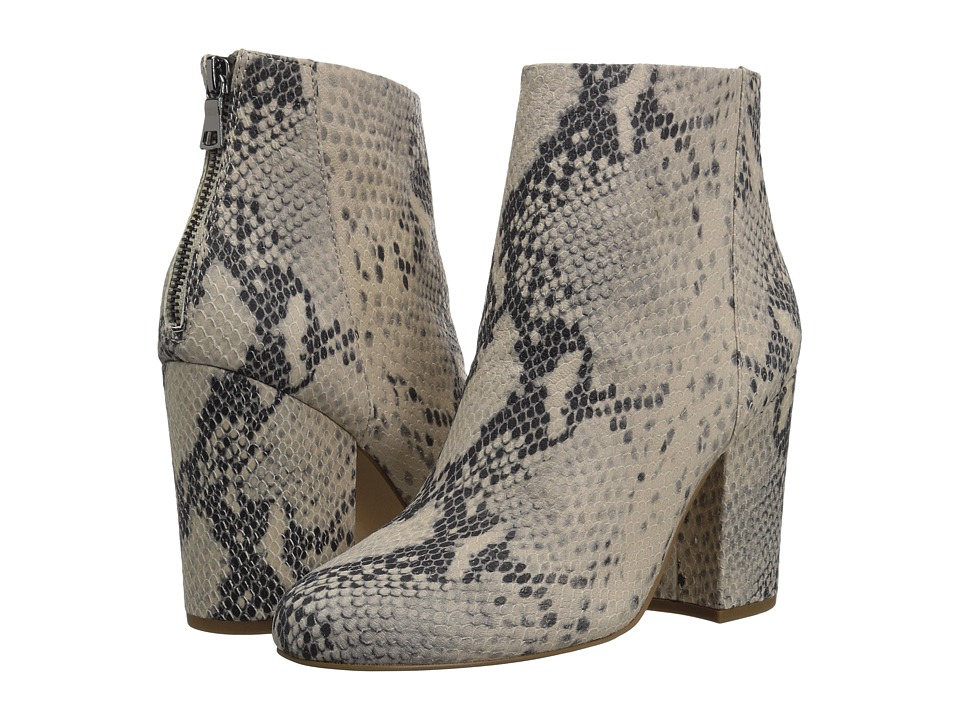 Steve Madden Star Bootie (Natural Snake) Women
