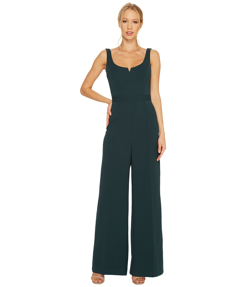Donna Morgan - Charlotte Sweetheart Neckline Jumpsuit (Marine Navy) Women's Jumpsuit & Rompers One Piece