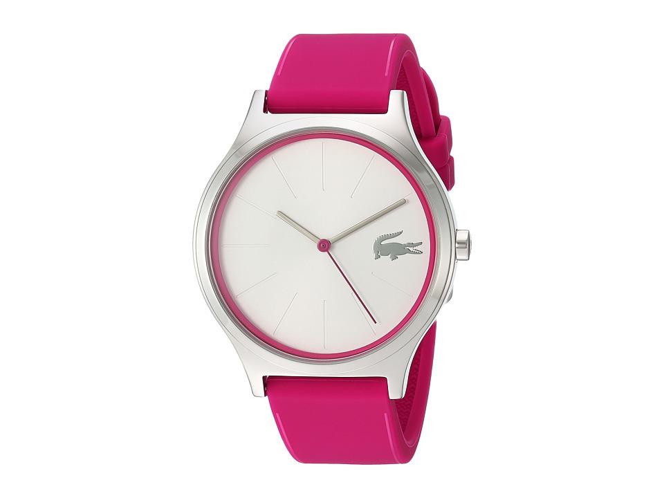 Lacoste - 2000943 - NIKITA (Silver/Fuchsia) Watches