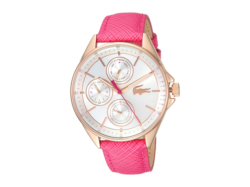 Lacoste - 2000984 - PHILADELPHIA (Gold/Pink) Watches