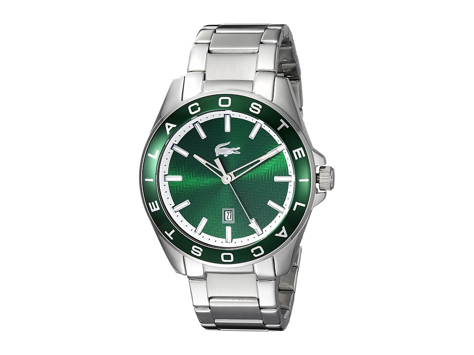 Lacoste - 2010884 - WESTPORT (Green/Steel) Watches
