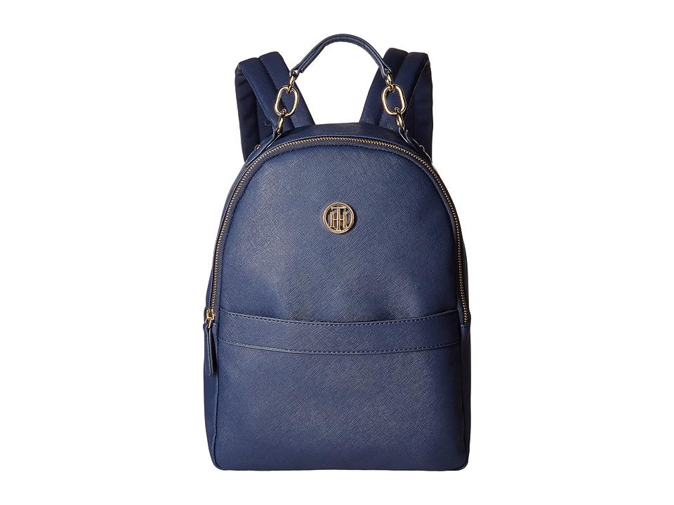 Tommy Hilfiger - Evaline Backpack (Tommy Navy) Backpack Bags