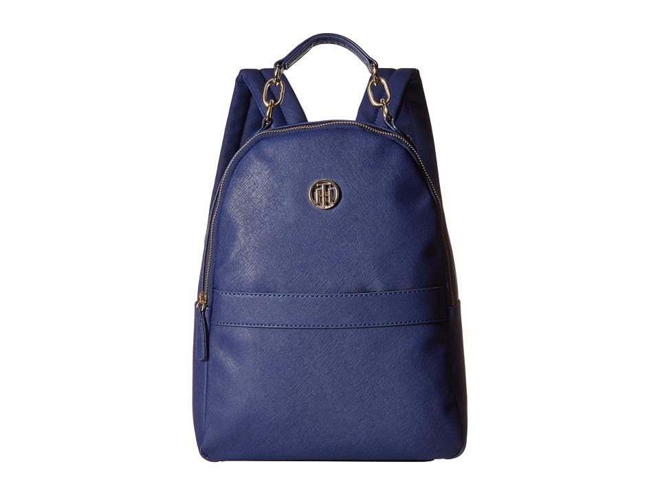 Tommy Hilfiger Evaline Backpack (Cobalt) Backpack Bags