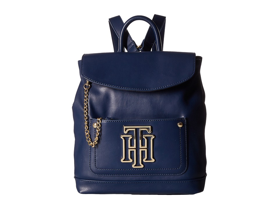Tommy Hilfiger Emlyn Backpack (Tommy Navy) Backpack Bags