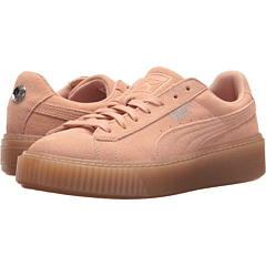 Suede Platform Jewel (Big Kid) by Puma Kids