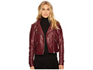 ROMEO & JULIET COUTURE Amour PU Biker Jacket