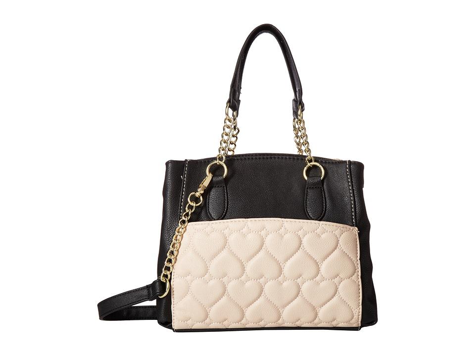 Betsey Johnson - Medium Shopper (Sand) Tote Handbags