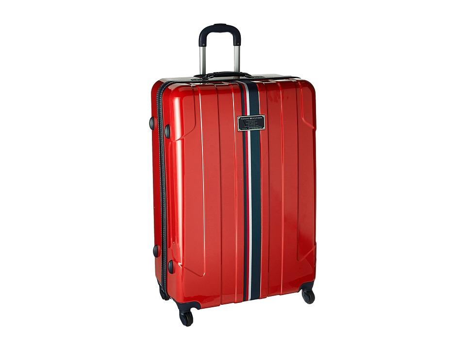 Tommy Hilfiger Lochwood 28 Upright Suitcase (Orange) Luggage