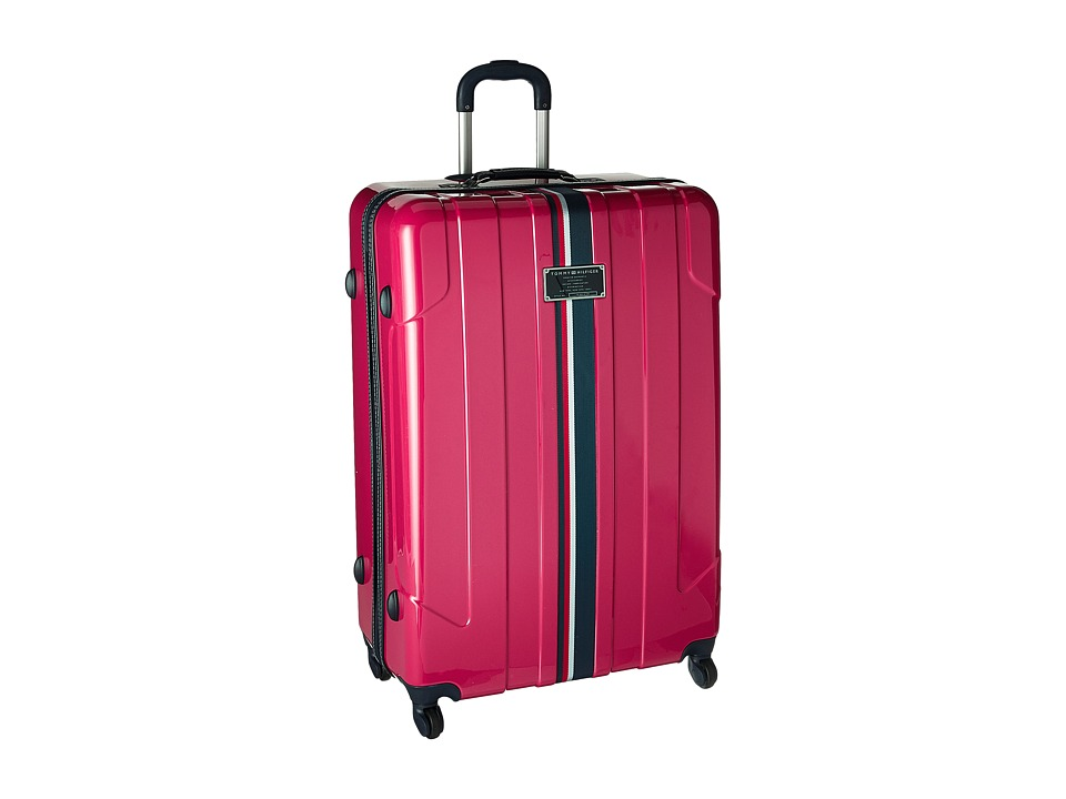 Tommy Hilfiger Lochwood 28 Upright Suitcase (Pink) Luggage