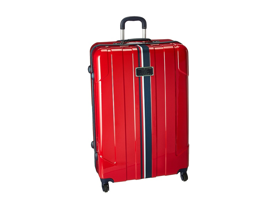 Tommy Hilfiger - Lochwood 28 Upright Suitcase (Red) Luggage