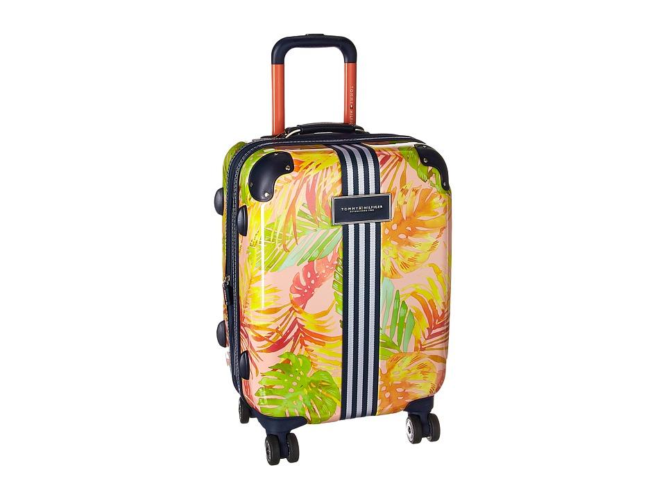 Tommy Hilfiger - Palm Hardside 21 Upright Suitcase (Peach) Luggage