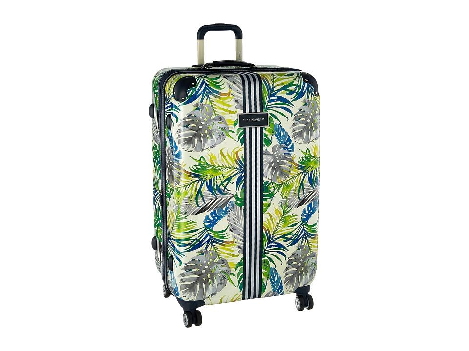 Tommy Hilfiger - Palm Hardside 25 Upright Suitcase (Sand) Luggage