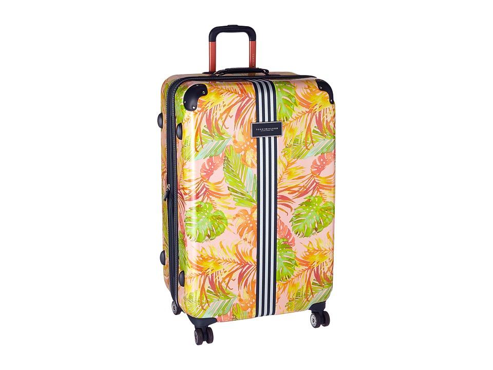 Tommy Hilfiger - Palm Hardside 29 Upright Suitcase (Peach) Luggage
