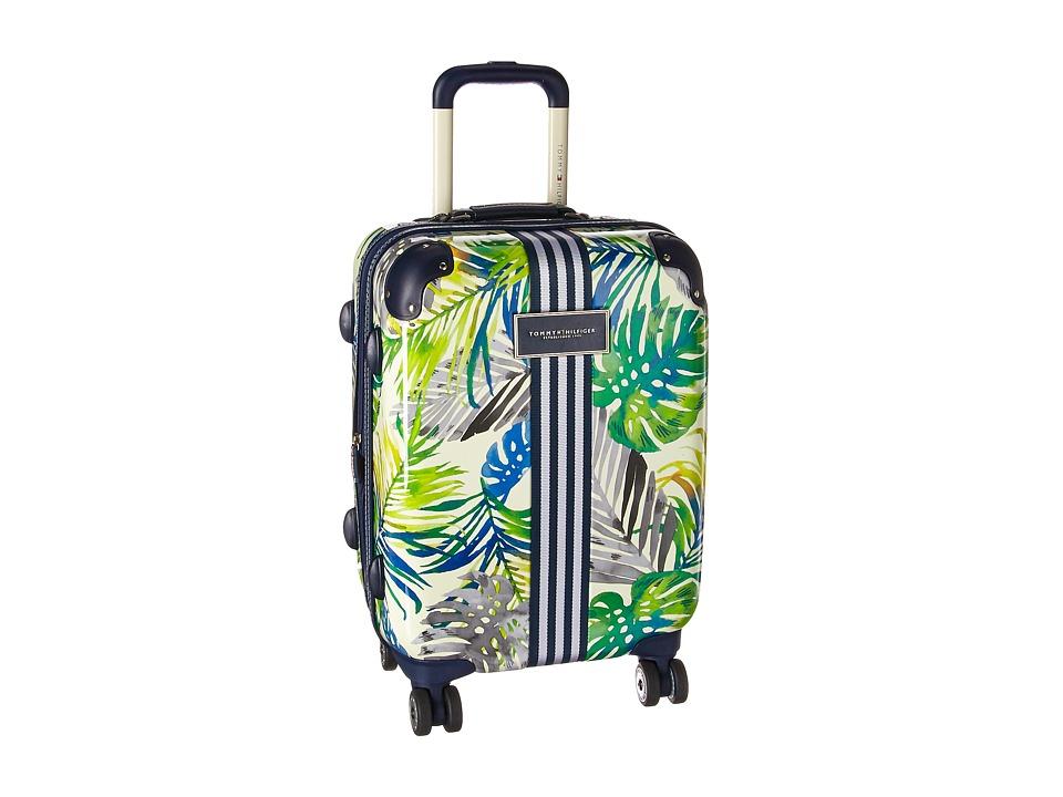 Tommy Hilfiger - Palm Hardside 21 Upright Suitcase (Sand 2) Luggage