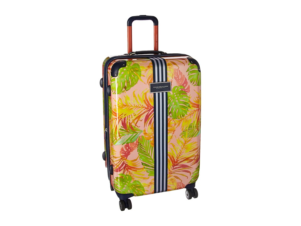 Tommy Hilfiger - Palm Hardside 25 Upright Suitcase (Peach) Luggage