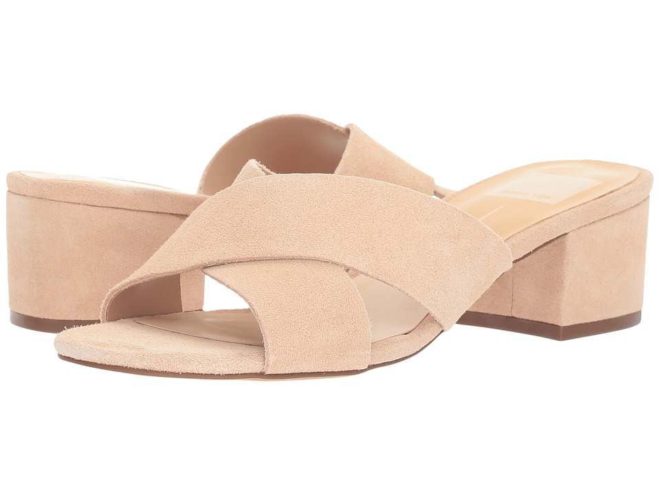 Dolce Vita - Felicia (Blush Suede) Women's Shoes