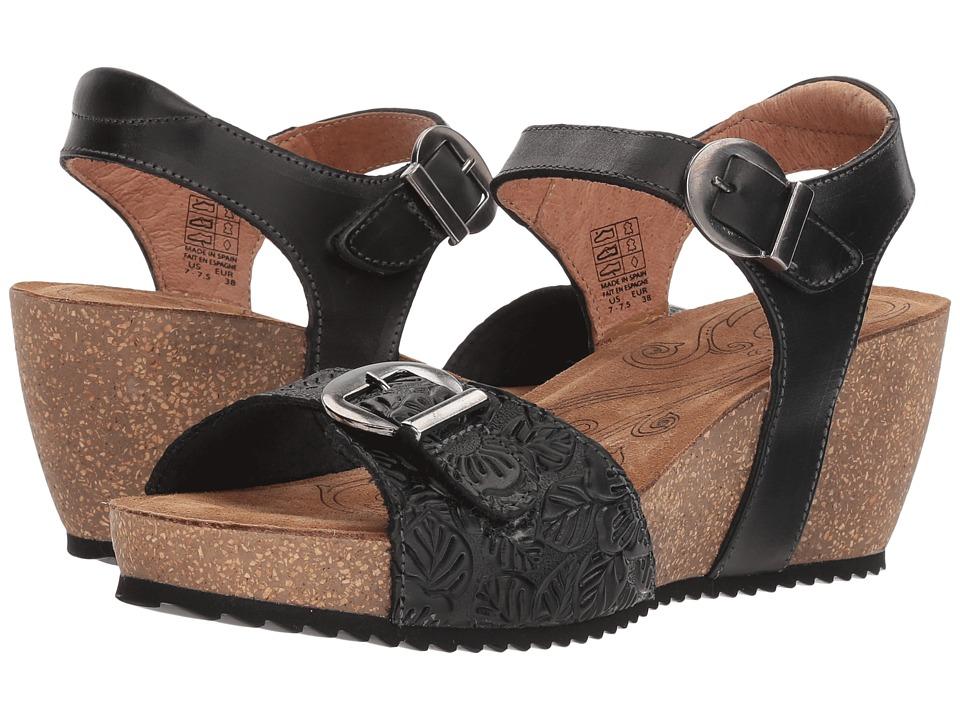 Taos Footwear Tallulah (Black) Women