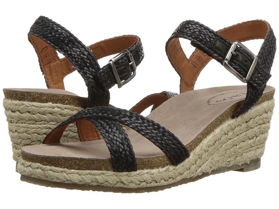 Taos Footwear Hey Jute (Black) Women