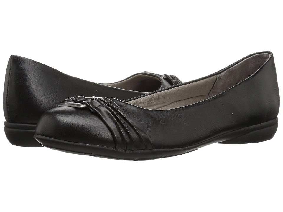 LifeStride - Adore (Black) Women's Shoes