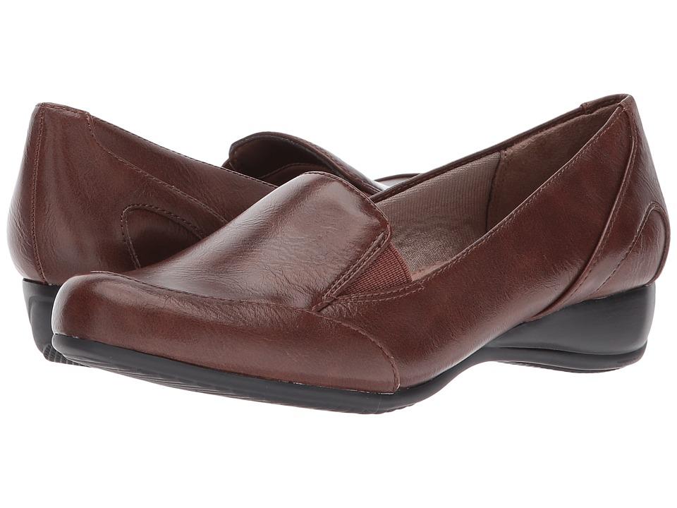 LifeStride - Disco (Dark Tan Cowgirl) Women's Shoes